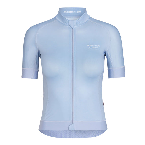Dusty Blue Mechanism Women's Jersey