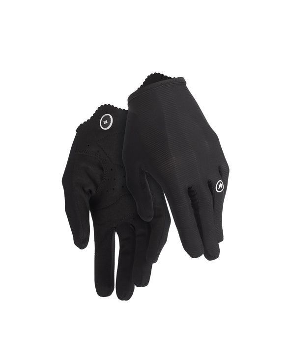 Black RS Aero FF Gloves