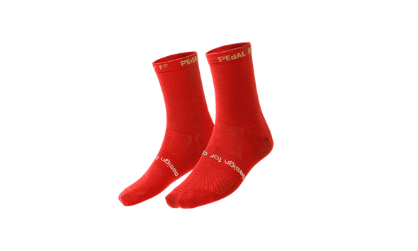Red Yurei Regular Socks