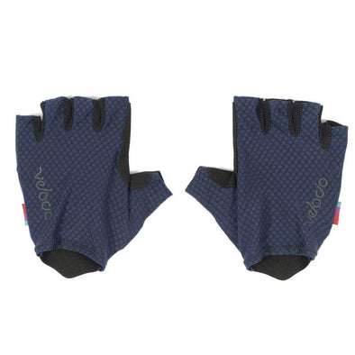 Navy Trail Short Fingered Glove