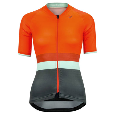 Red Tricolor SE Women's Jersey