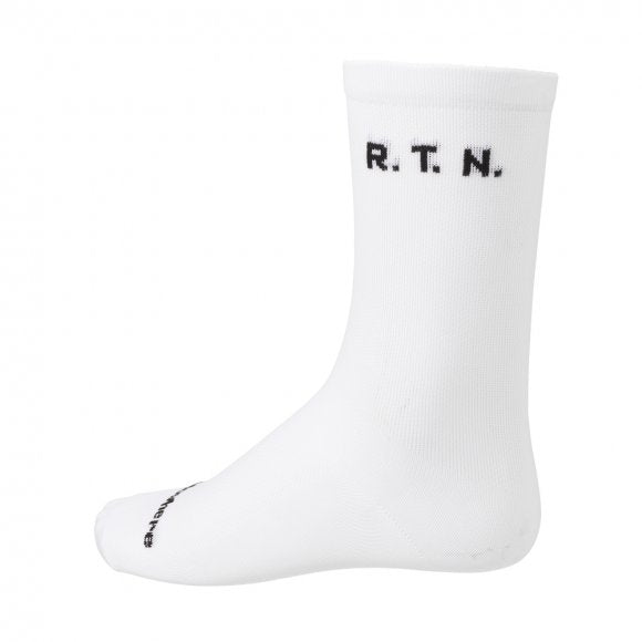 White R.T.N Socks