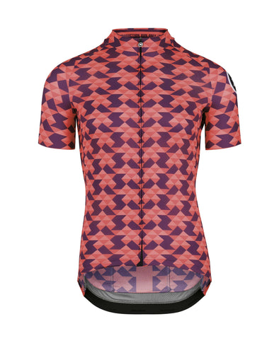 Solitaire Red Diamond Crazy Men's Jersey