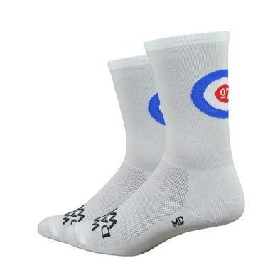 "SaKO7 6"" Battle Sock (White)"