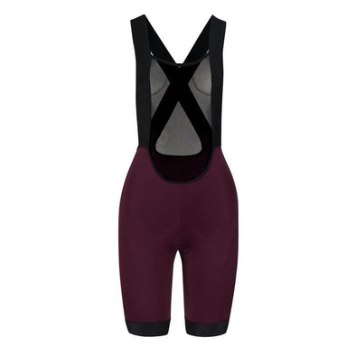 Black Cherry Luxe Women's Bib