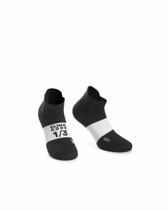 Black Assosoires Hot Summer Socks