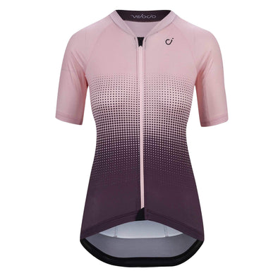 Rose Pink Halftone Ultralight Women's Jersey