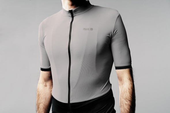 Grey Heiko Men's Jersey