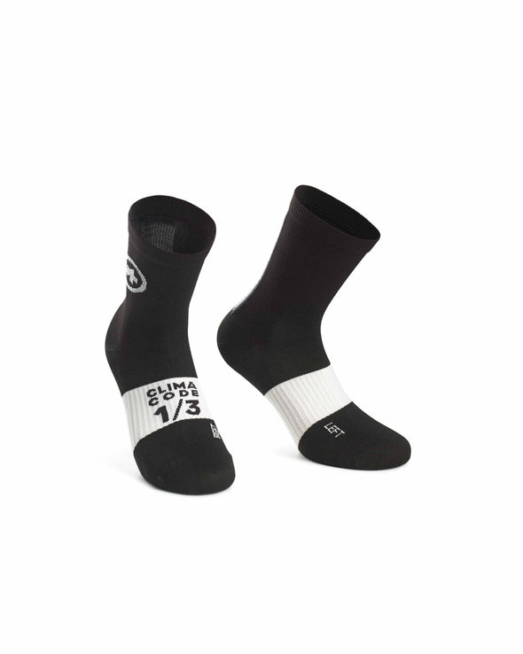 Black Assosoires Summer Socks