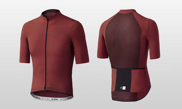 Red Shibuya Lightweight Men's Jersey