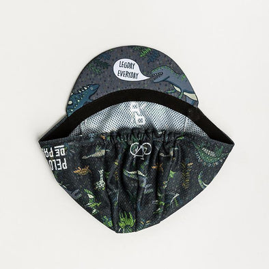 Dinosaur Cycling Cap