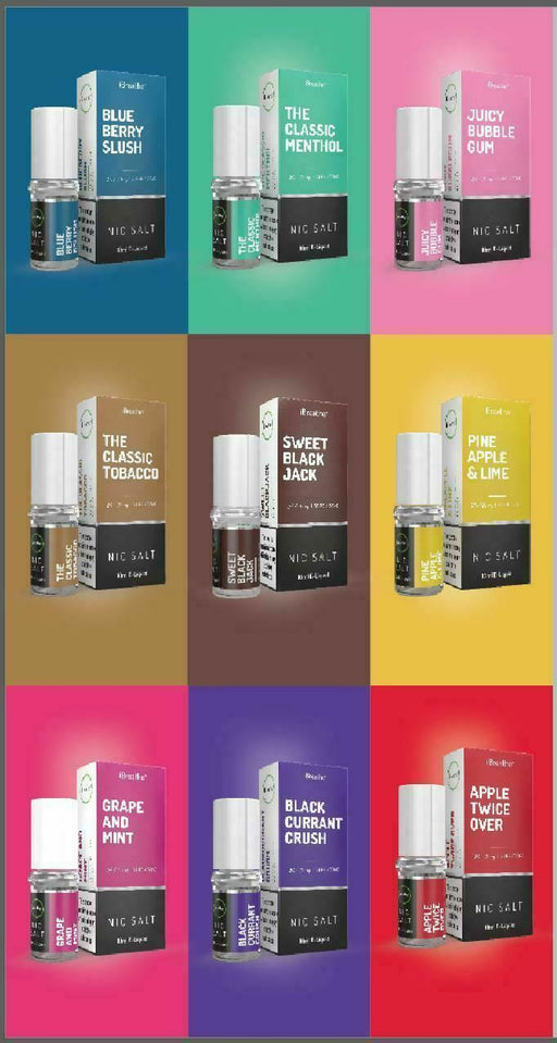 Ibreathe Salt 10ML