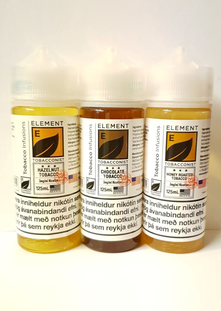 Element Tobbaconist 125ML