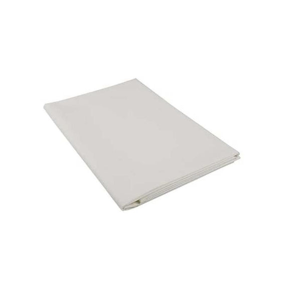 Acrylic Coated Tablecloth, Plain White - Zouf.biz