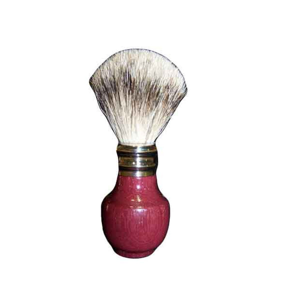 Best Badger Shaving Brush Amaranth Wood - Zouf.biz