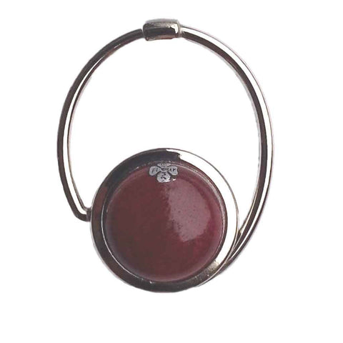Amaranth Wood Handbag Hook - Zouf.biz