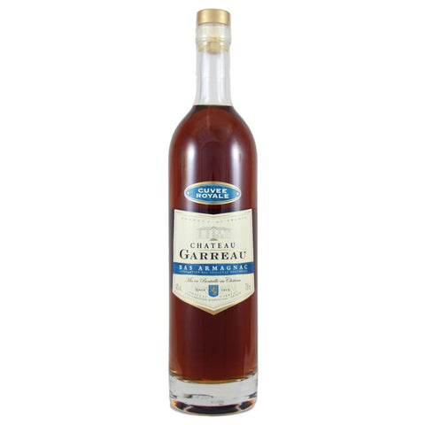 Château Garreau Cuvee Royale 6 to 10 Year Old Armagnac - Zouf.biz