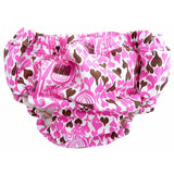 Pink Love Print Anti-Leak Swimming - Zouf.biz