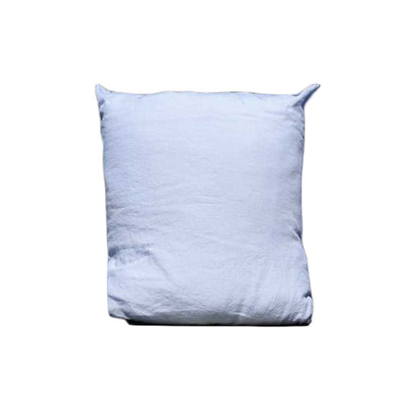 Blue 100% Linen Pillow Case - Zouf.biz