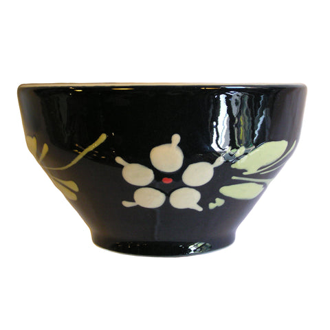 Flower Breakfast Bowl - Blue - Zouf.biz