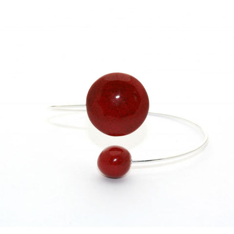 Cherry Moon Ceramic Bracelet - Zouf.biz