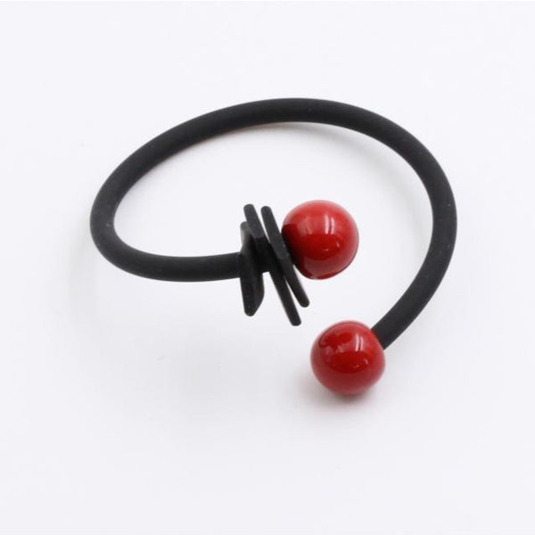 Cherry Tribal Ceramic Bracelet - Zouf.biz