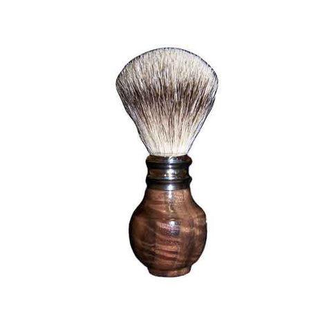 Best Badger Shaving Brush Burr Walnut Wood - Zouf.biz