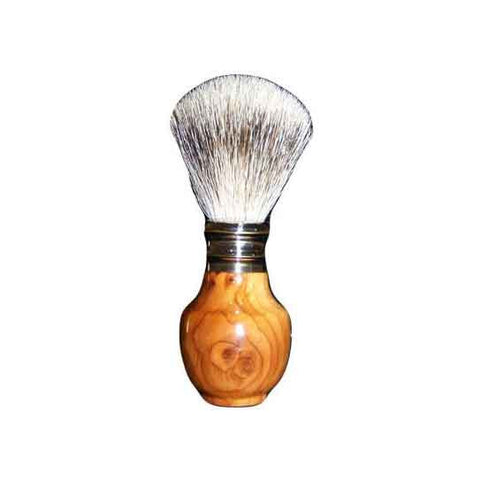 Best Badger Shaving Brush Burr Yew Wood - Zouf.biz