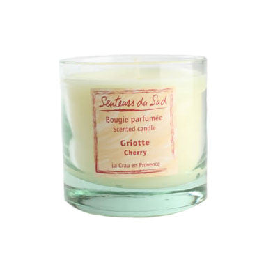 Morello Cherry Scented Candle - 190g - Zouf.biz