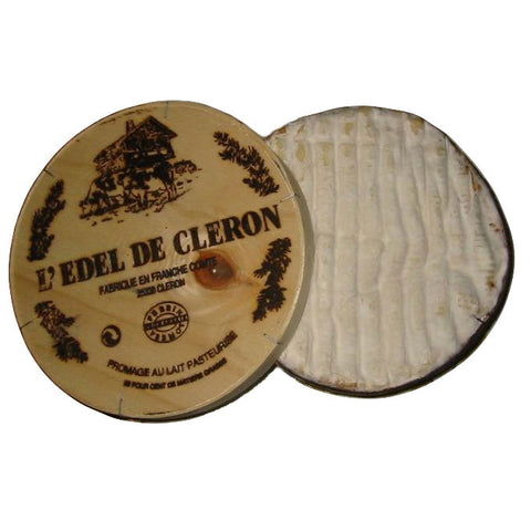 French Edel de Cléron cheese