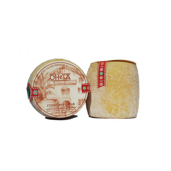 Farmhouse Theta Cow's Cheese - Zouf.biz