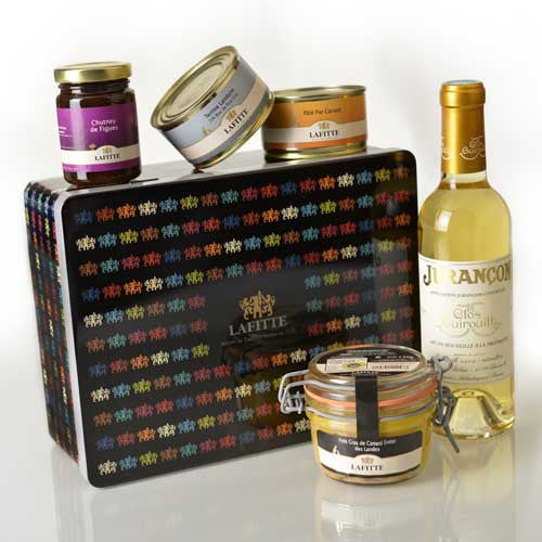 Sensation Gift Box Foie Gras Landes France