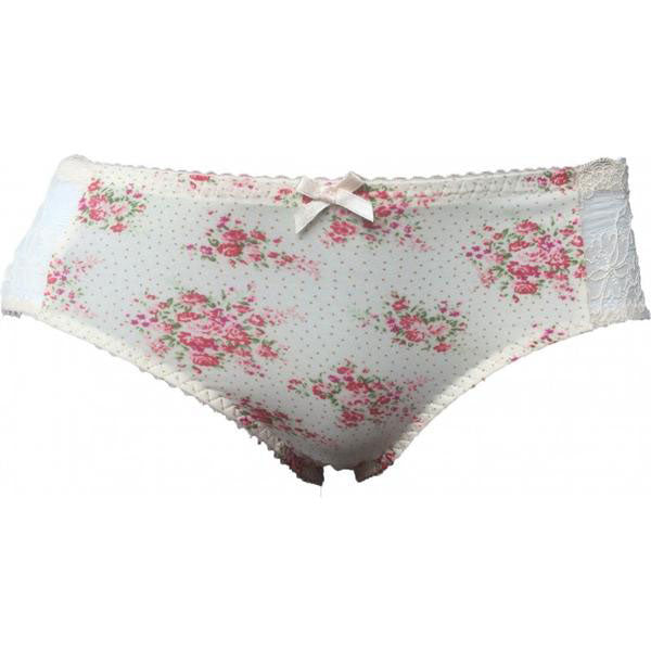 Flowers Lace Shorty Briefs - Zouf.biz