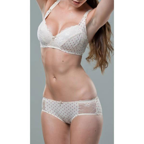 Lilipop Lace Maternity Nursing Bra Non-Wired - Zouf.biz