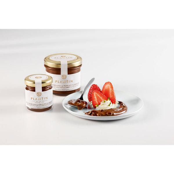 Dark Chocolate Spread with Summer Truffle - Zouf.biz
