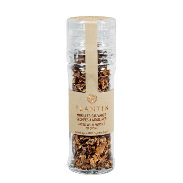 Dried Wild Morel Mill Grinder - Zouf.biz