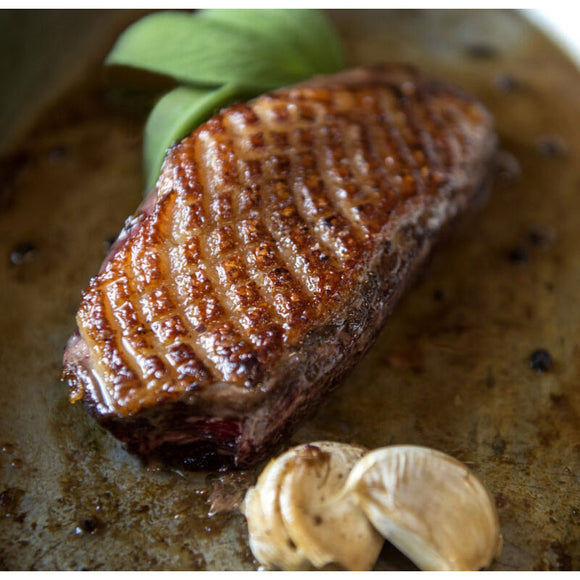 Barbary Duck Breast Fillet, Fresh - 170g - Zouf.biz