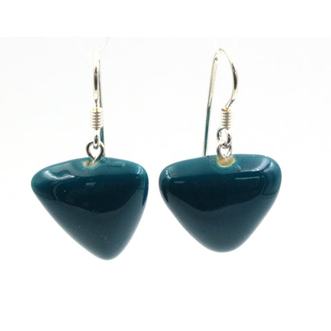 Duck Egg Blue Berlingots Drop Earrings - Zouf.biz