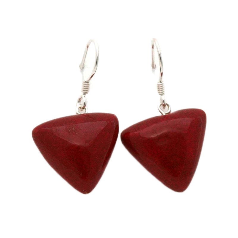 Cherry Berlingots Drop Earrings - Zouf.biz