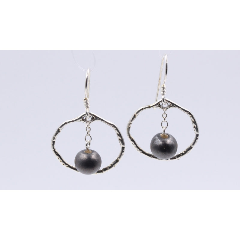 Cast Iron Gypsies Drop Earrings - Zouf.biz