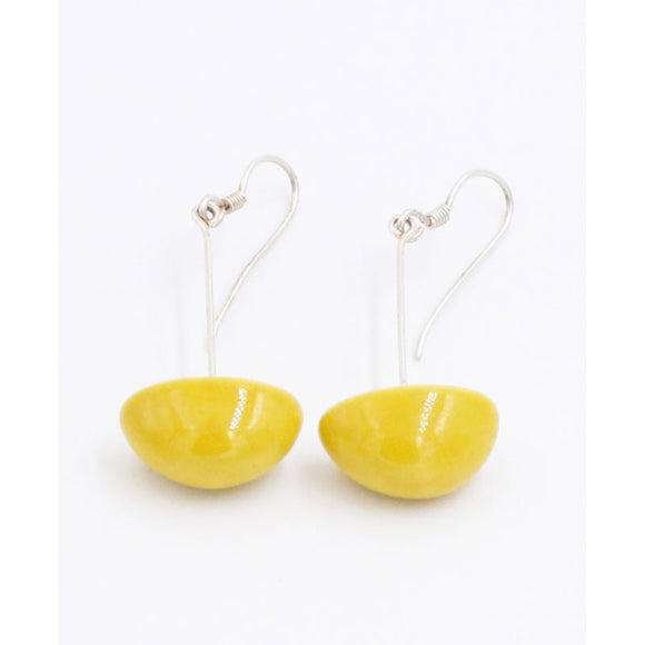 Sun Inca Yucatan Ceramic Drop Earrings - Zouf.biz