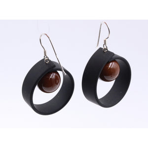 Caramel Tempo Drop Earrings - Zouf.biz