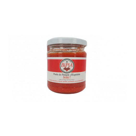 Espelette Chili Pepper Puree - Zouf.biz