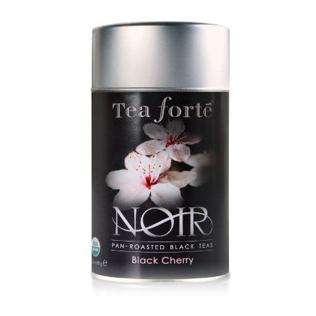 Black Cherry Loose Leaf Tea Canister - Zouf.biz