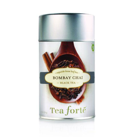 Bombay Chai Loose Leaf Tea Canister - Zouf.biz