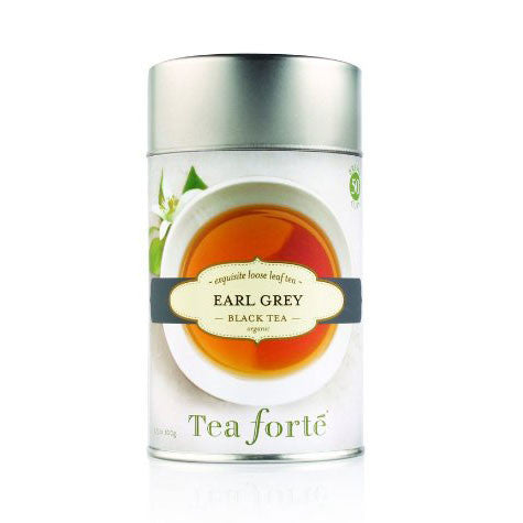 Earl Grey Loose Leaf Tea Canister - Zouf.biz