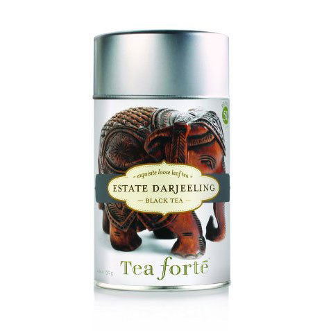 Estate Darjeeling Loose Leaf Tea Canister - Zouf.biz