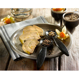 Whole Duck Foie Gras with Exotic Black Pepper - 130g Jar - Zouf.biz