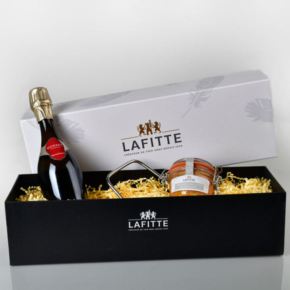 Goose and Champagne Gift Set - Zouf.biz