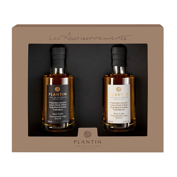 The Truffle Oils Gift Set - Zouf.biz